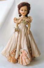 "Rare Madame Alexander 21"" Composition Portrait Doll Judy Garland  30's-40's"