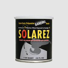 Solarez Polyester Sanding Resin Quart