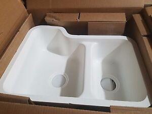 Gemstone Acrylic Undermount Kitchen Sink