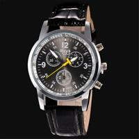 Luxury Mens Watches Quartz Stainless Steel Analog Date Sports Wrist Watch New