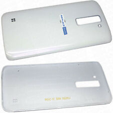 For LG K7 Replacement Battery Cover Rear Panel White OEM