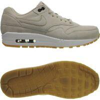 Nike Air Max 1 SD Damen low-top Sneakers beige Freizeitschuhe Wildleder NEU