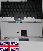 Clavier Qwerty UK DELL Latitude E6400 PK130AF2B12 NSK-DB30U 0PTP49 PTP49 BACKLIT