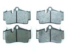 VW TOUAREG 3.2 3.6 4.2 2003-2010 REAR BRAKE PADS SET OF 4 (ONLY FOR 330MM DISCS)