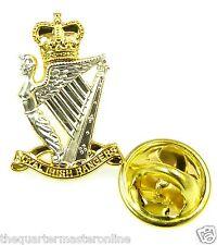 Royal Irish Rangers Lapel Pin Badge