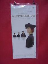 N 061 locandina: NUOVO MONDO con Charlotte Gainsbourg e Vincenzo Amato