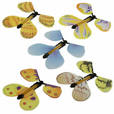 1pc Magic Creative Flying Butterfly Change From Empty Hands Trick Prop Toy New