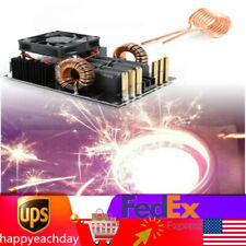 1Kw High Voltage Generator High Frequency Low Voltage Zvs Induction Heater 50A