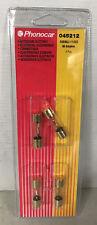 VETRO AUTO 60 Amp Fusibile AGU Fusibili 4 Pack Car Audio Amp Amplificatore Phonocar 045212