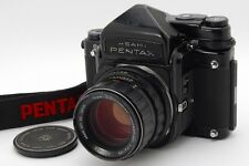 EXC+++ Pentax 6x7 67 TTL Medium Format w/ SMC T 105mm F2.4 Lens From Japan #Z223
