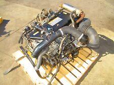 2006 ISUZU NPR 4HK1 DIESEL TURBO ENGINE NQR 4HK1TC 5.2L ISUZU/GMC W5500 MOTOR