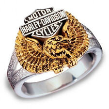 Harley-Davidson® Ladies Wings of Freedom Ring Size 6 from the Franklin Mint