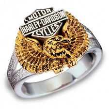 Harley-Davidson® Ladies Wings of Freedom Ring Size 7 from the Franklin MInt