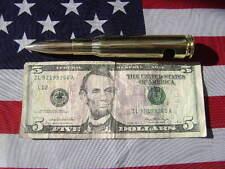 1 50 cal bmg Bullet    BOTTLE OPENER TRENCH ART NICE  (THE ORIGINAL)  20mm opene