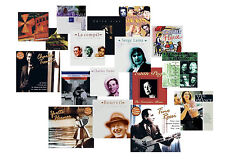 15 TRADITIONAL FRENCH MUSIC CDs LOT France chanson cabaret ~Piaf,Trenet,Bourvil+