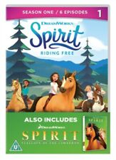 Spirit Riding Season 1 - DVD Region 2