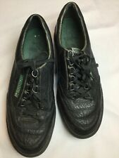 Men's Mephisto Match Walking Shoes Black 10