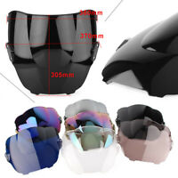 Motorcycle Front Windshield Screen Double Bubble For Honda CBR600 F3 1995-1998