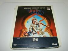The Jewel Of The Nile, RCA, Select A Vision, Video Disc, CED, Rare VINTAGE