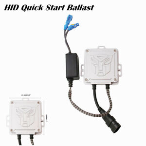 HID Quick Start Ballast Suitable For All Sizes Of Halogen Lamps HID Xenon Lamp