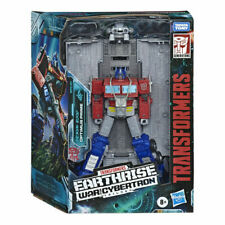 Transformers Earthrise Leader Optimus Prime NEW
