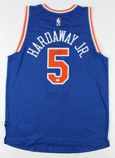 Tim Hardaway Jr. Signed New York Knicks Adidas NBA Jersey (PSA COA) 1st Round Pk