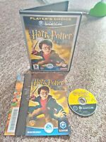 Harry Potter & The Chamber Of Secrets - Nintendo GameCube Game - With MANUAL!
