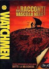 Dvd WATCHMEN I RACCONTI DEL VASCELLO NERO  ......NUOVO
