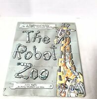 The Robot Zoo: A Mechanical Guide to the Way Animals Work Book