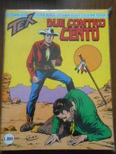 TEX nuova ristampa n.8 - completo di posterino   -fumetto d'autore