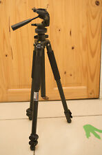Giottos Camera Tripod - Pro Aluminium MTL9251B + MH5011 Head - Missing Plate