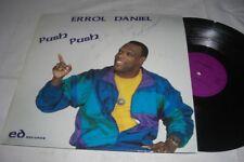 (6787) Errol Daniel - Push Push - Signiert