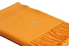 Unifarbene Damen-Schals Fransen