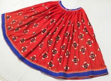 Embroidery Kuchi Tribal India Ethnic Boho Gypsy Banjara Rabari Belly Dance Skirt