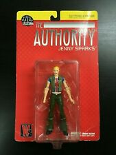 The Authority - DC Direct Action Figures - Jenny Sparks