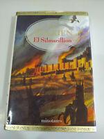 El Silmarillion J.R.R. Tolkien LIBRO Tapa Dura 2002 Minotauro 408 Pgs Español