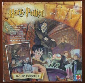 Vintage Harry Potter 260 piece Puzzle