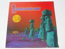 Maxi 45 tours MANA RAPA NUI MOAI CLUB MIX 1995 VERSAILLES 6621706