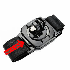 360 5 4 3+ Sj4000 for Gopro Degree Rotate Wrist Strap Arm Mount Hero Accessories
