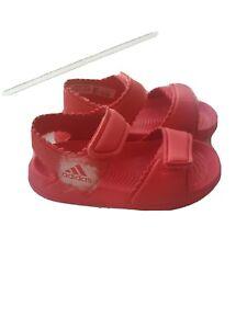 Infants Adidas Sandals Size 5