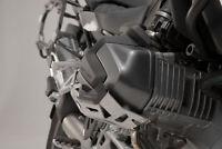 Zylinderschutz Schwarz/Silbern BMW R 1250 GS / Adventure / R / RT / RS