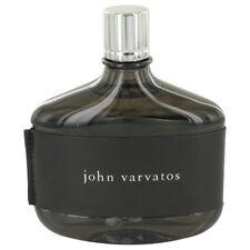 VARVATOS BY JOHN VARVATOS  4.2 oz EDT SPRAY NEW WITH CAP * FREE SHIPPING*