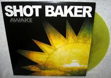SHOT BAKER Awake LP PUNK ROCK Melodic Hardcore YELLOW VINYL Naked Raygun LIMITED