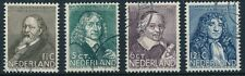 Nederland 1937 Zomerzegels NVPH 296-99
