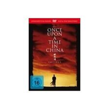 ONCE UPON A TIME IN CHINA - TRILOGY 3 DVD NEU