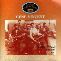 CD Rock n Roll 50s GENE VINCENT Music Collection EMI Be Bop A Lula YNWA
