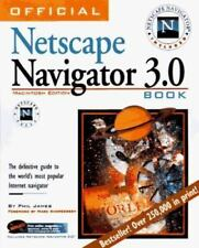 Official Netscape Navigator 3.0 Macintosh: The Definitive Guide to the World's M