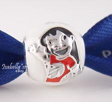 LILO & STITCH Disney PANDORA Silver/ENAMEL Charm 796338ENMX NEW w GIFT POUCH