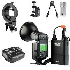 Godox Witstro AD360II-C E-TTL Speedlite Flash Light Kit For Canon DSLR Cameras