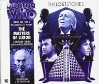 The Masters of Luxor (Doctor Who: The Lost Stor... by Robinson, Nigel 1844355896